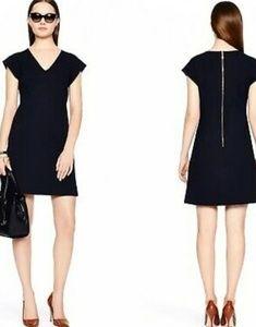 Kate Spade Black Ponte Dress Sz. 6